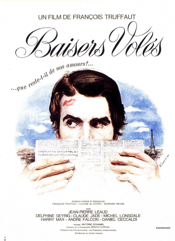 Stolen Kisses movie poster