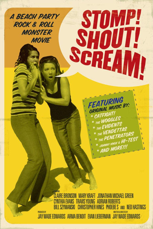 Stomp! Shout! Scream! movie poster