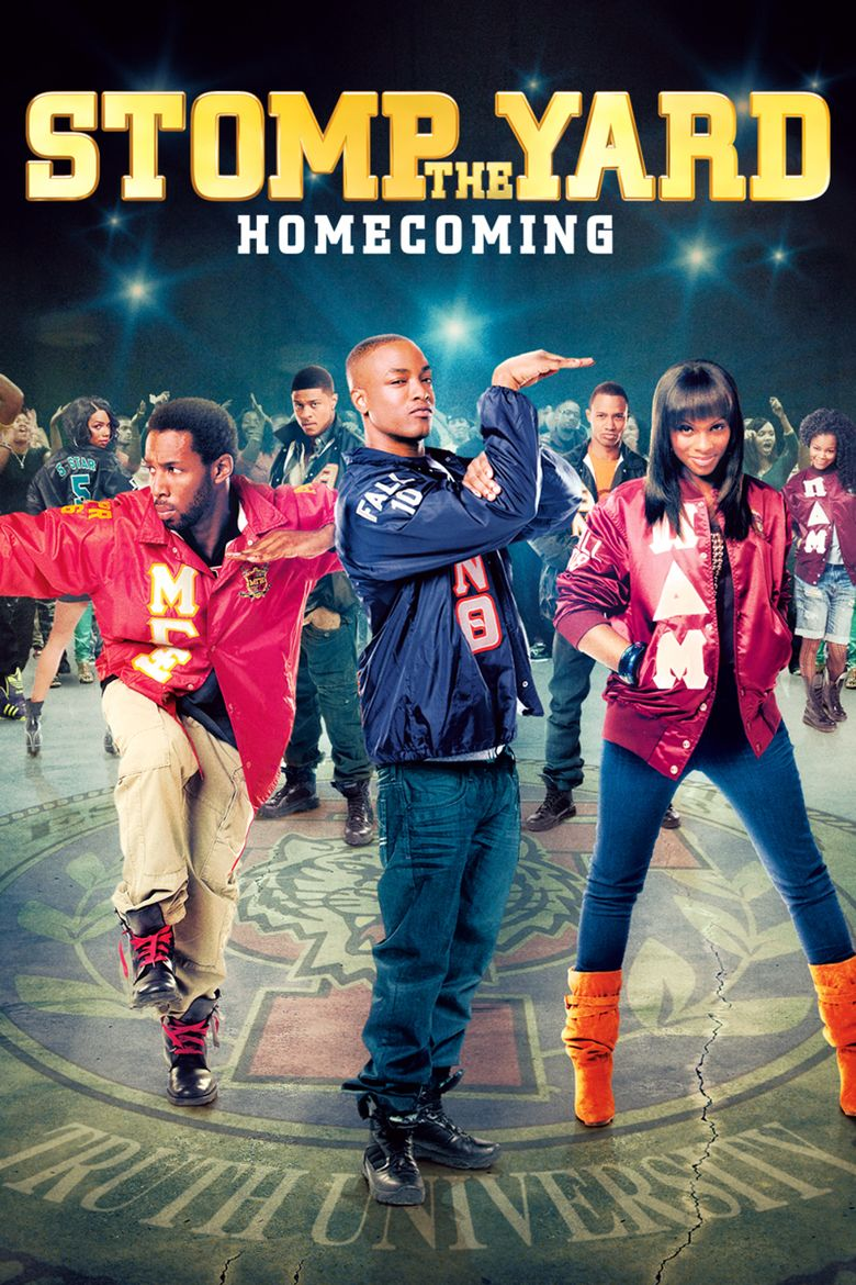 Stomp the Yard: Homecoming movie poster