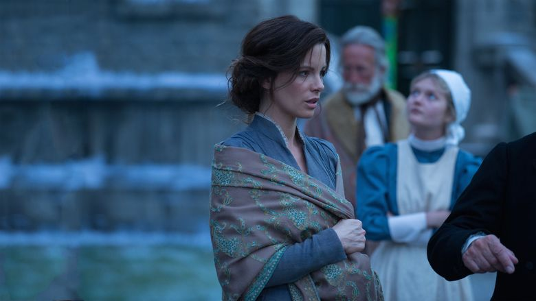 Stonehearst Asylum movie scenes