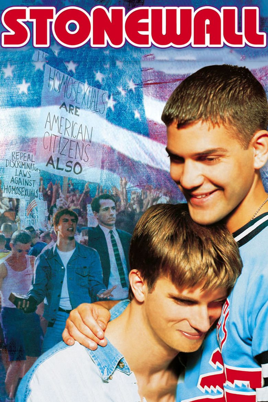 Stonewall (1995 film) movie poster