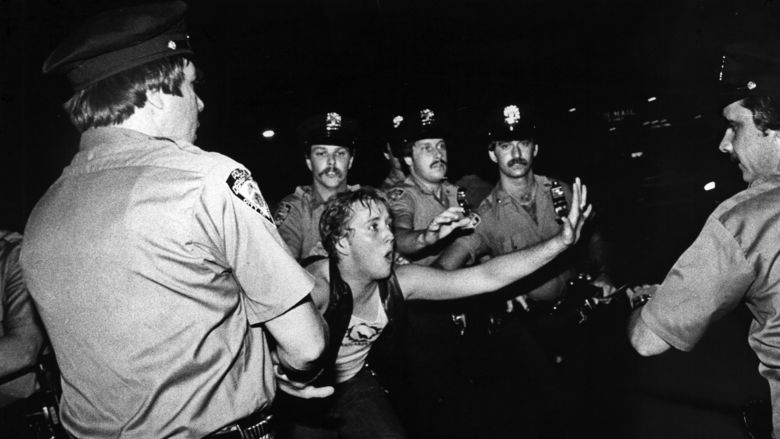 Stonewall Uprising movie scenes