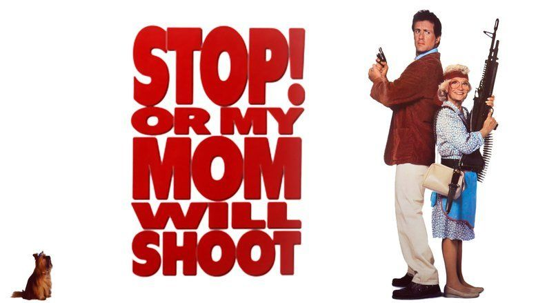 Stop! Or My Mom Will Shoot movie scenes