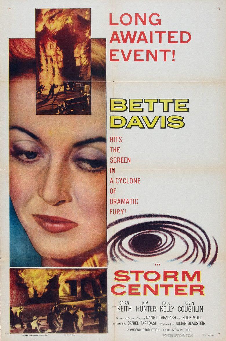 Storm Center movie poster