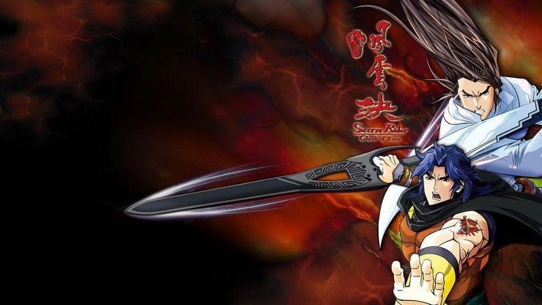 Storm Rider Clash of the Evils movie scenes