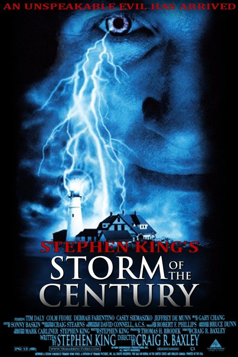 Storm of the Century movie poster