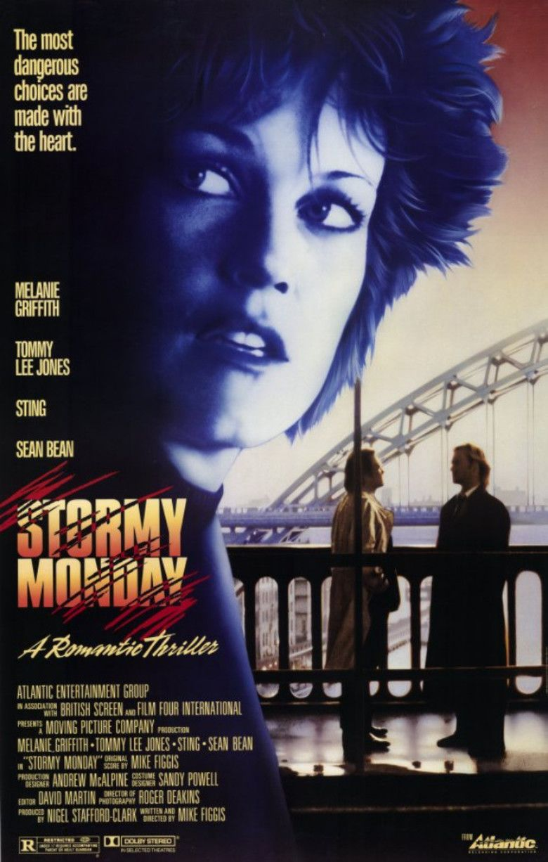 Stormy Monday (film) movie poster