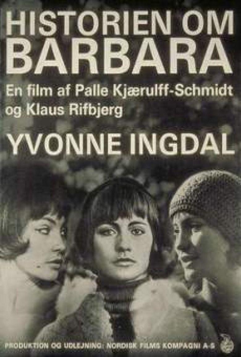 Story of Barbara movie poster