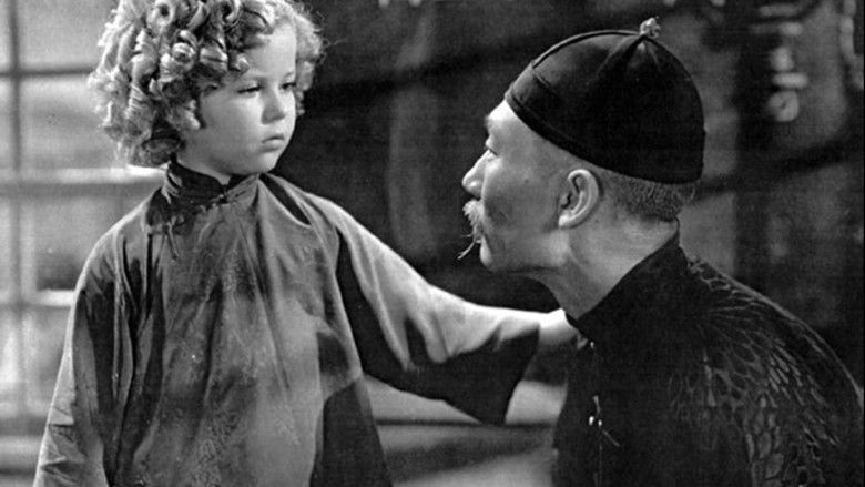 Stowaway (1936 film) movie scenes