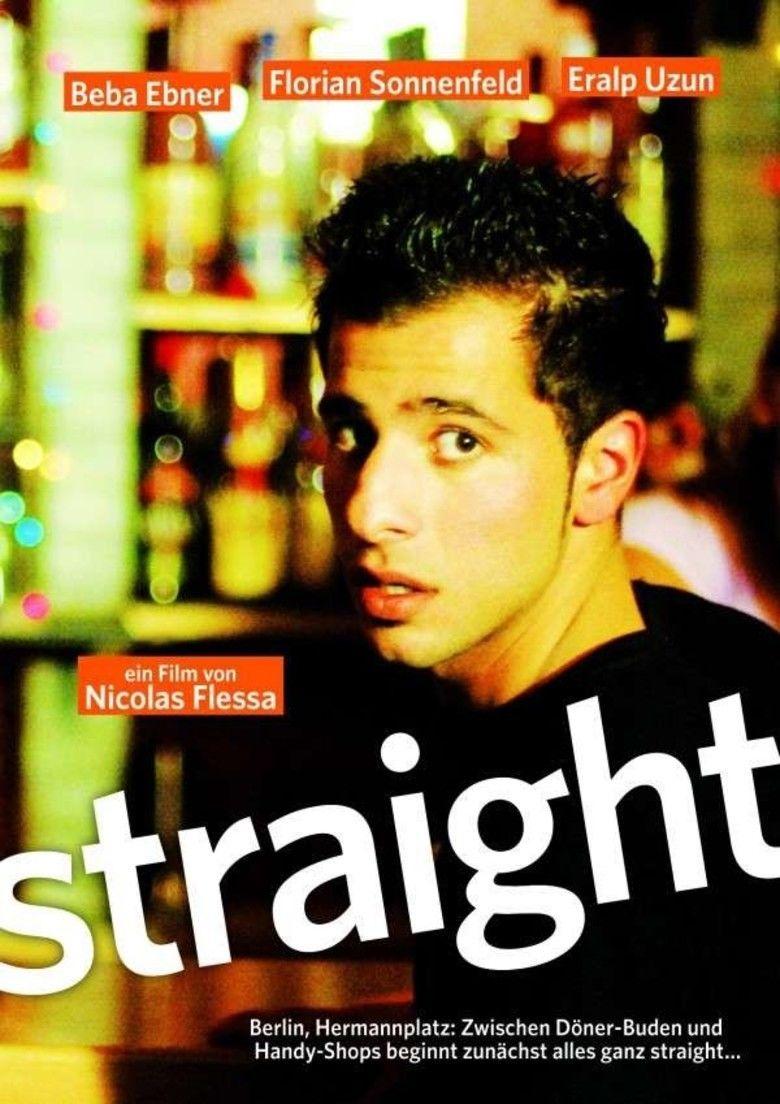 Straight (2007 film) movie poster