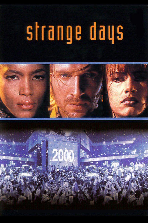 Strange Days (film) movie poster