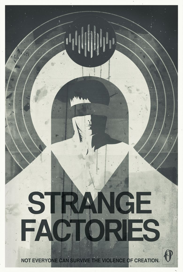 Strange Factories movie poster
