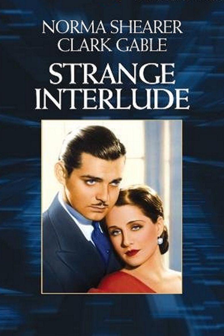 Strange Interlude (film) movie poster