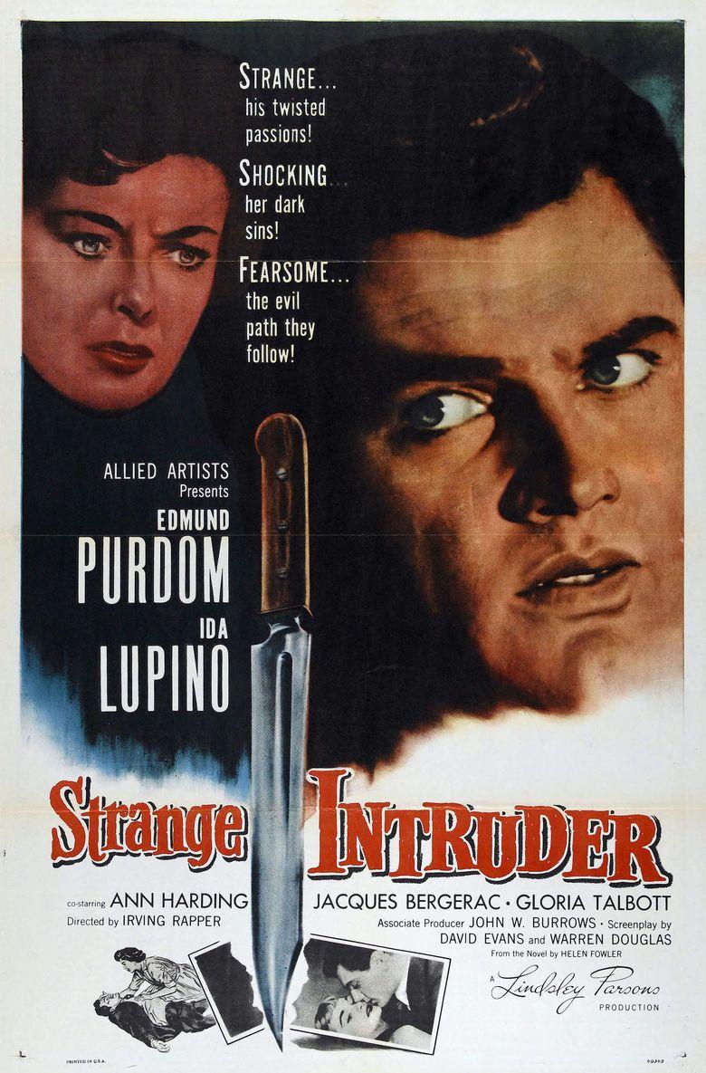 Strange Intruder movie poster