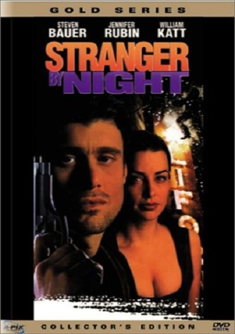 Stranger by Night movie poster