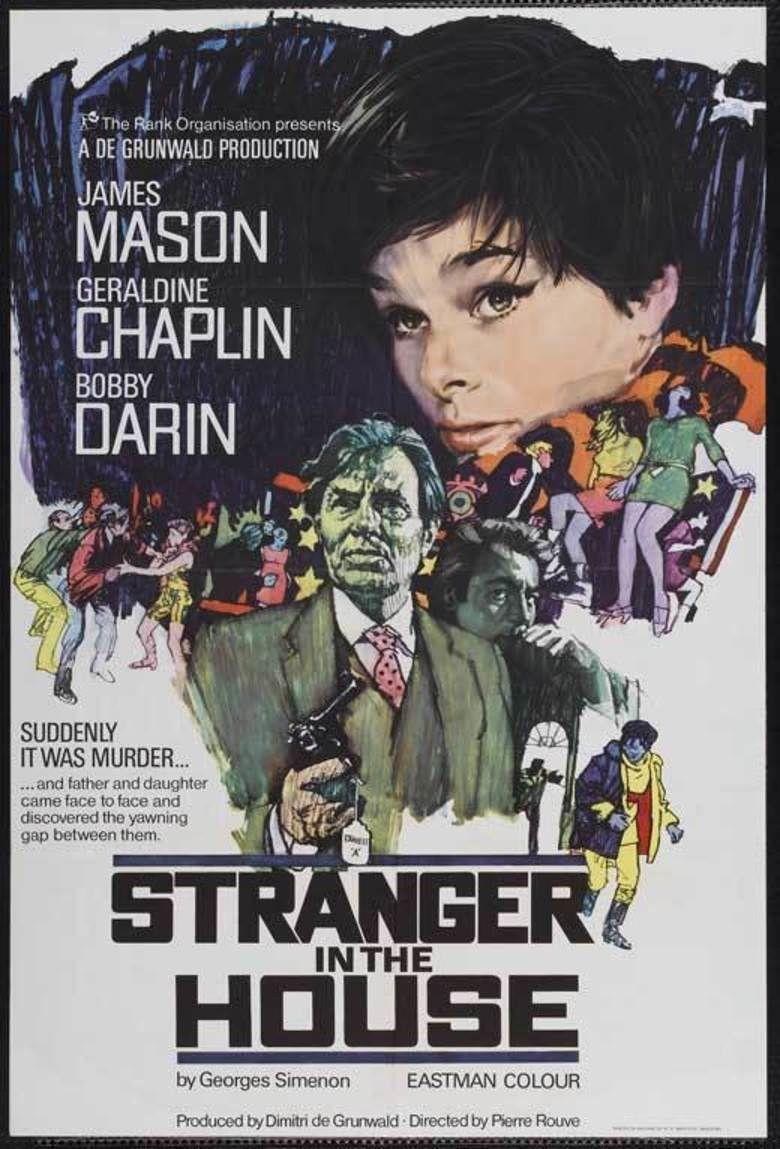 Stranger in the House (1967 film) movie poster