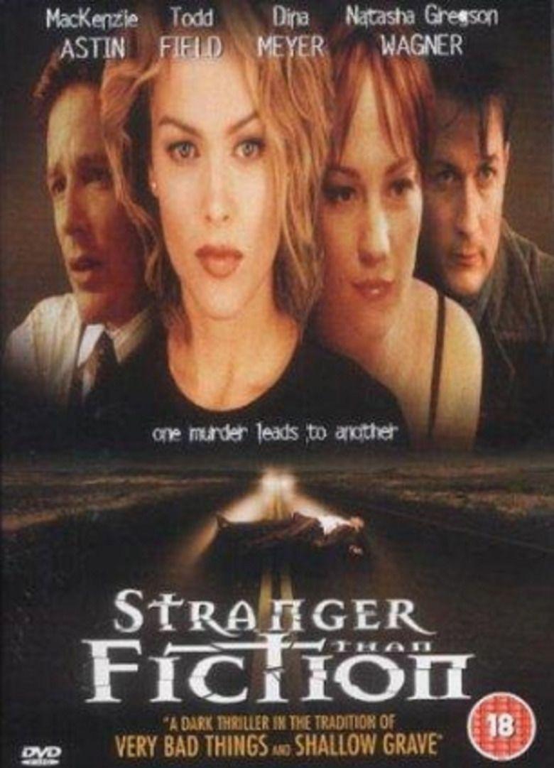 Stranger than Fiction (2000 film) movie poster