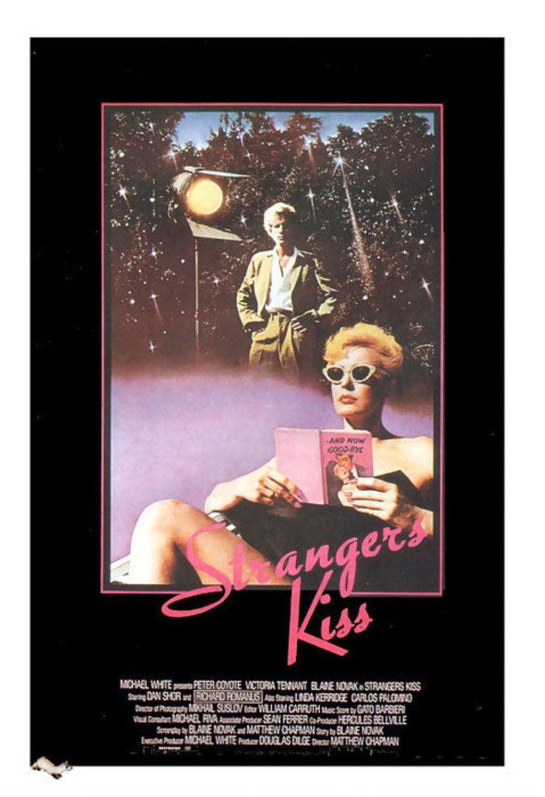 Strangers Kiss movie poster