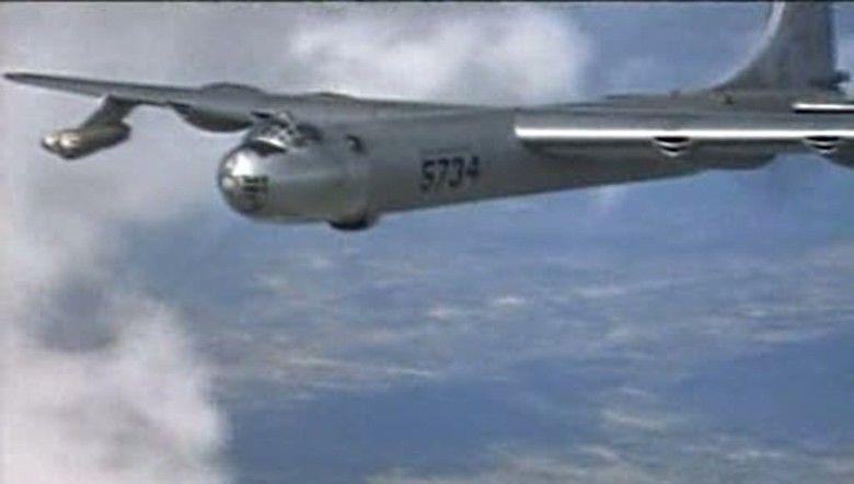 Strategic Air Command (film) movie scenes