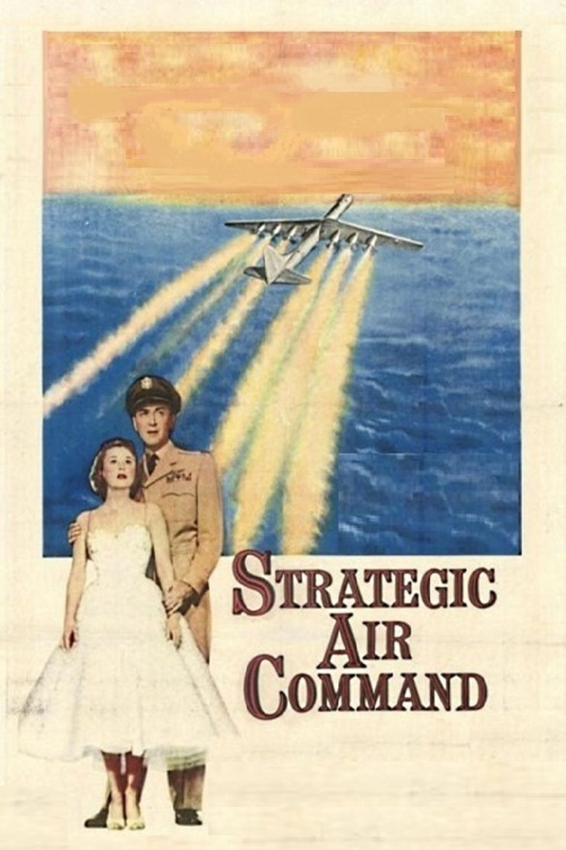 Strategic Air Command (film) movie poster