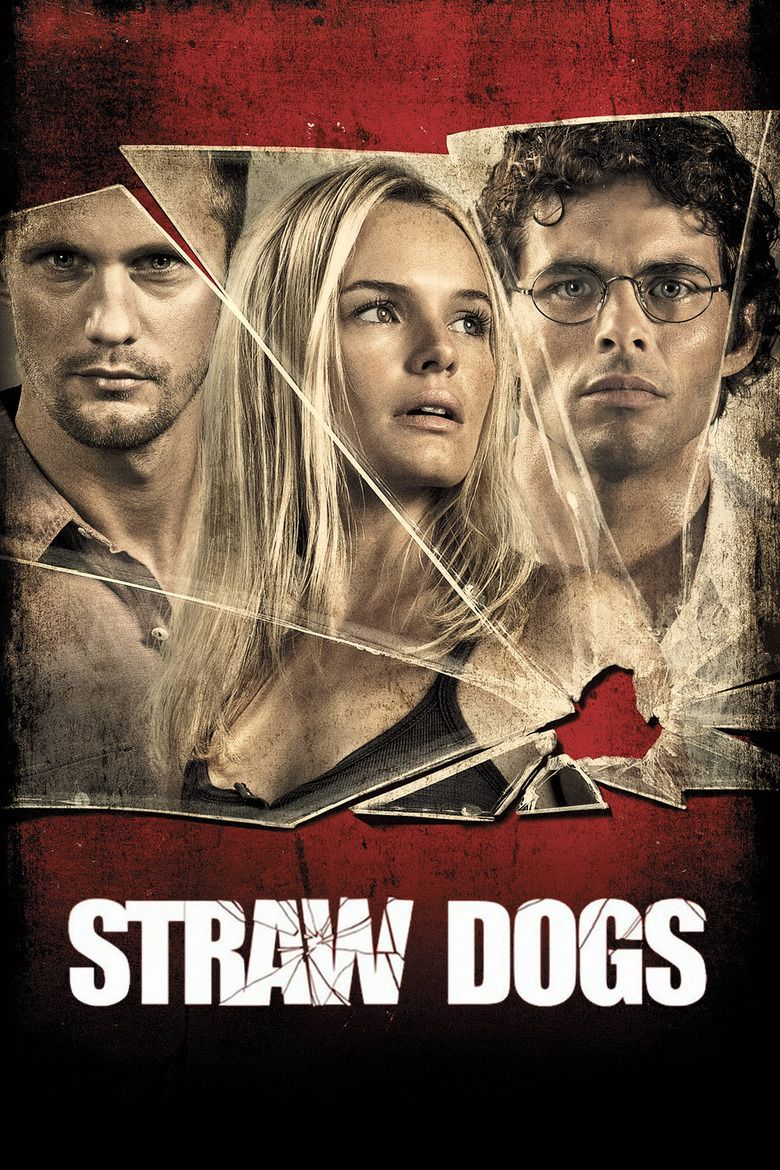 Straw Dogs (2011 film) movie poster