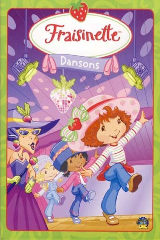 Strawberry Shortcake: Lets Dance movie poster
