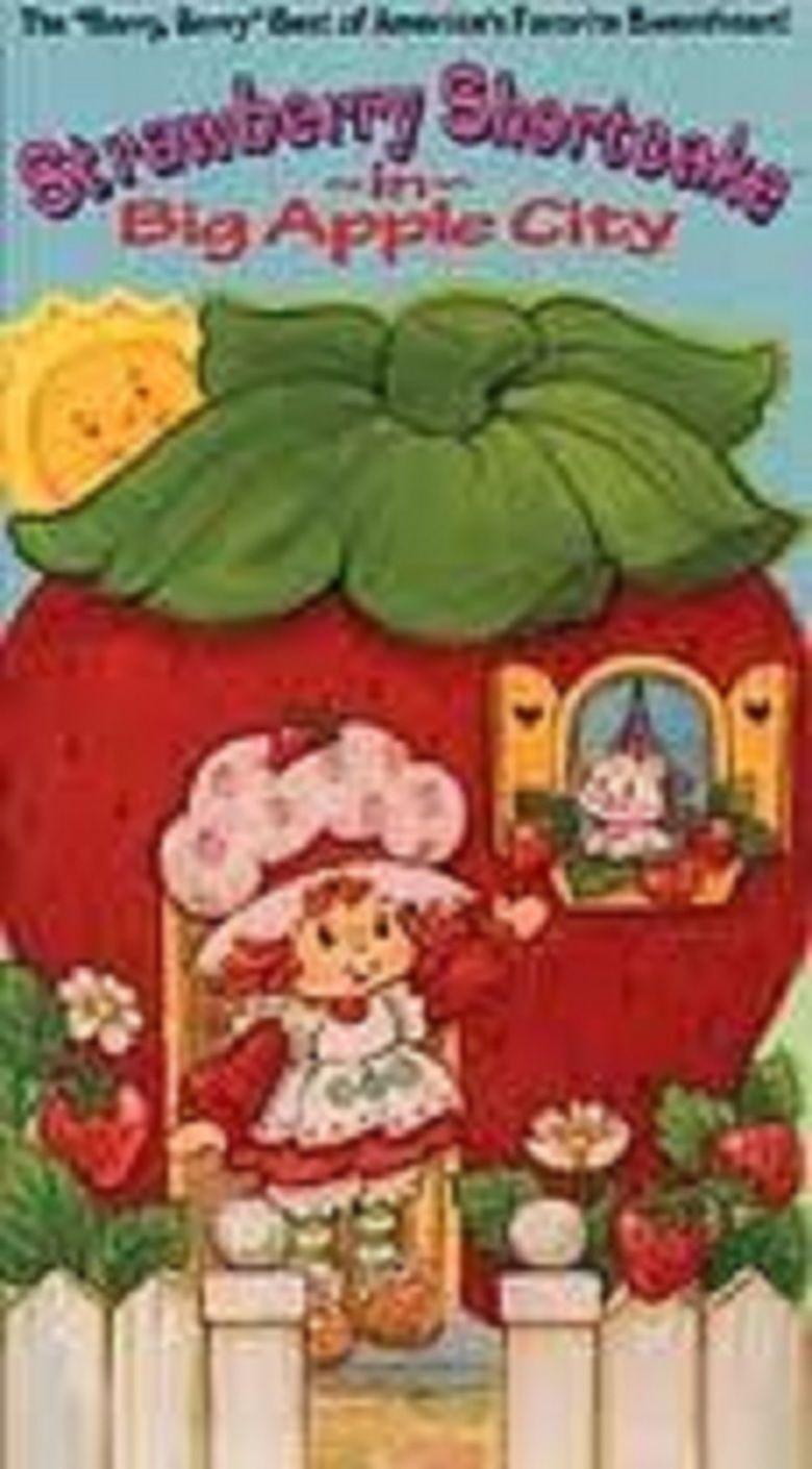 Strawberry Shortcake in Big Apple City movie poster
