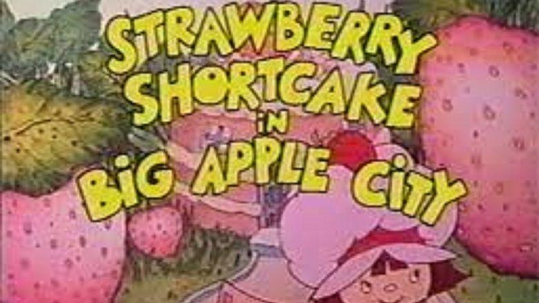 Strawberry Shortcake in Big Apple City movie scenes