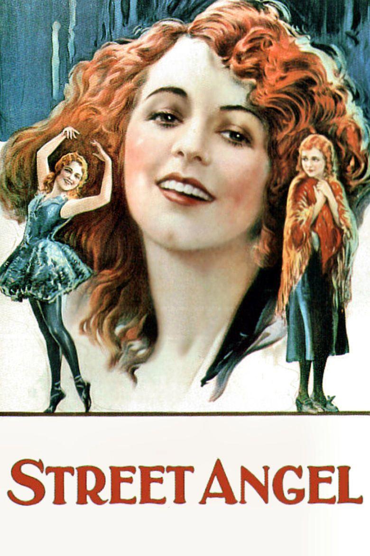 Street Angel (1928 film) movie poster