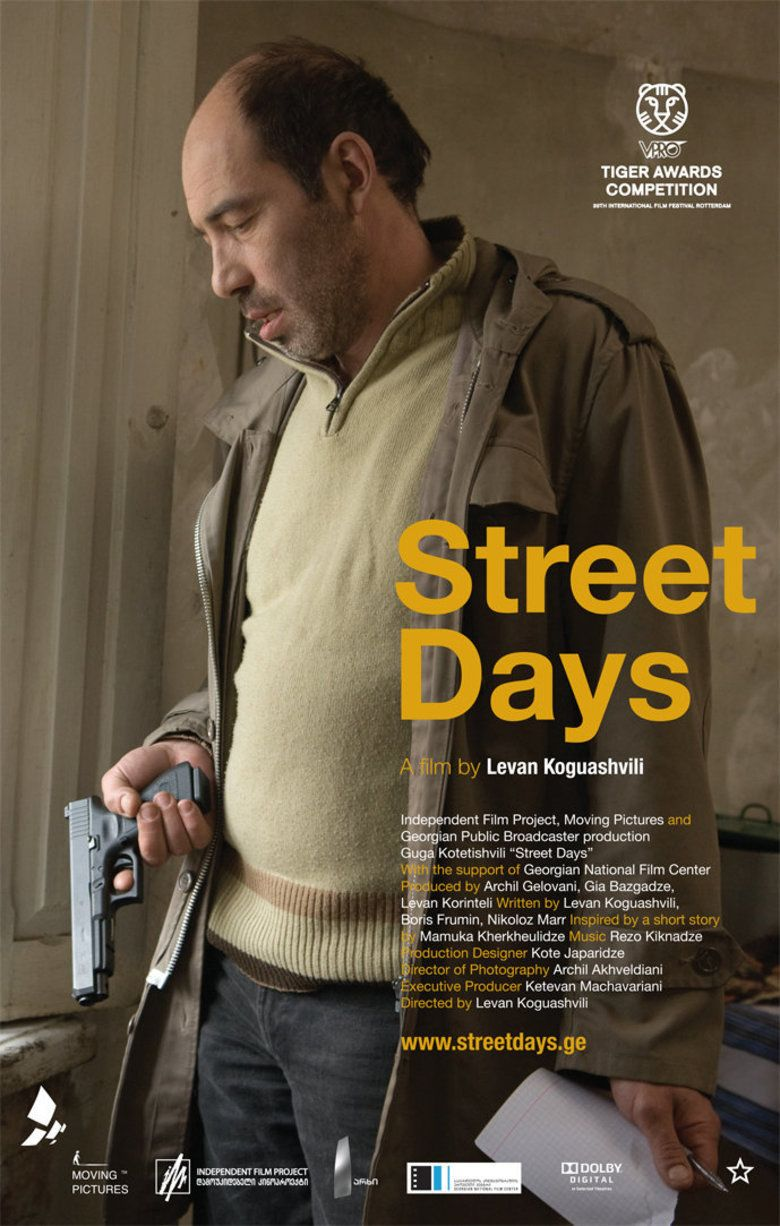 Street Days movie poster