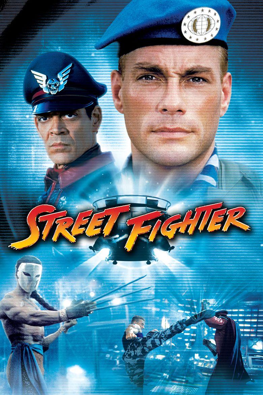 Street Fighter (1994 film) movie poster