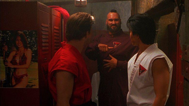 Street Fighter (1994 film) movie scenes