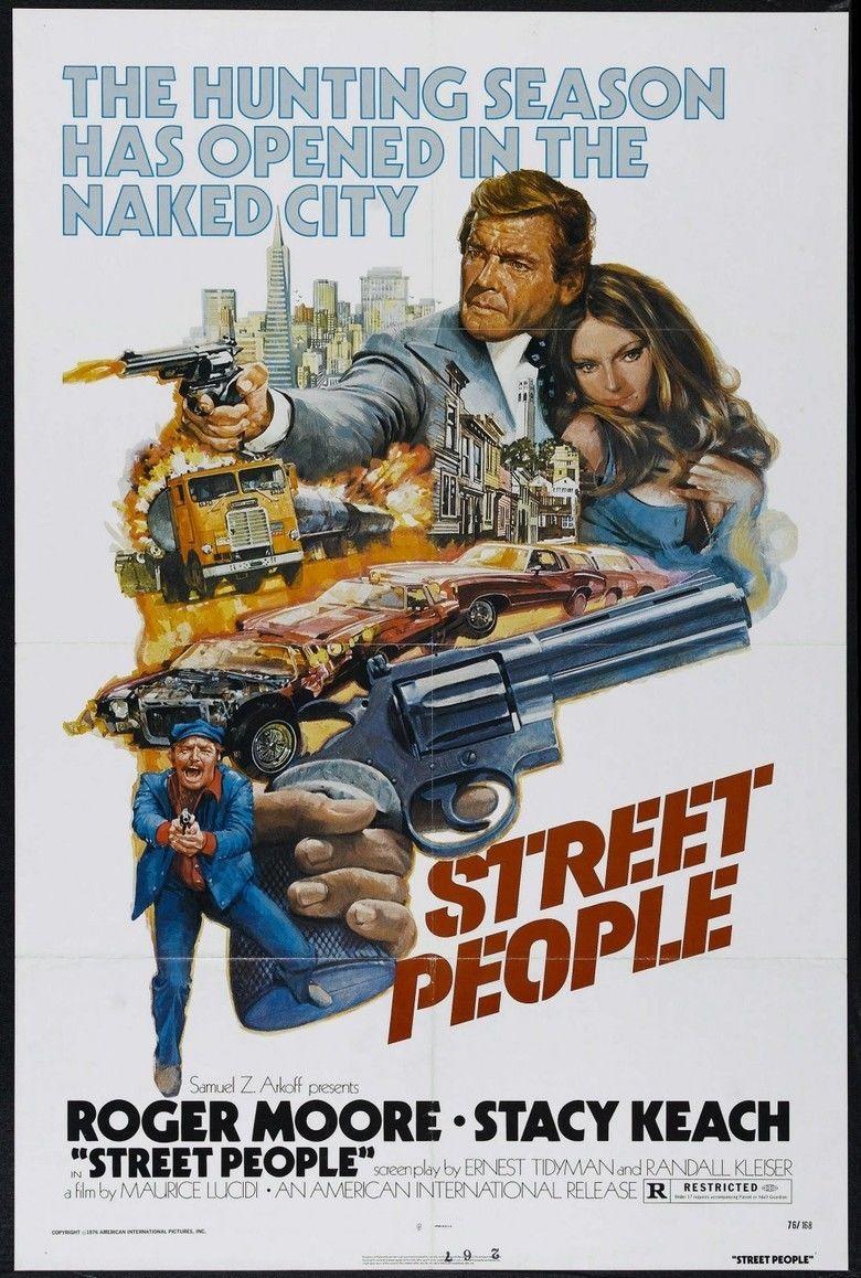Street People (film) movie poster