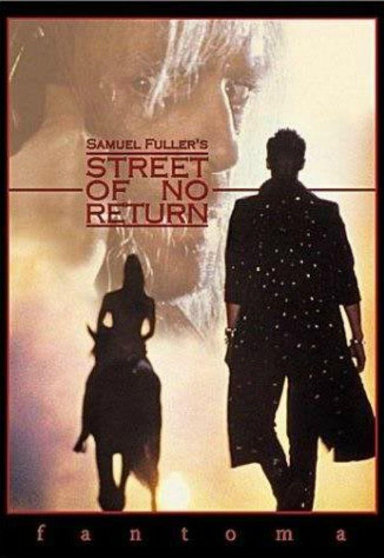 Street of No Return movie poster