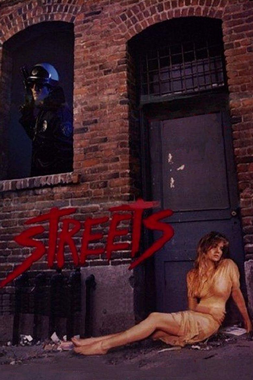 Streets (film) movie poster