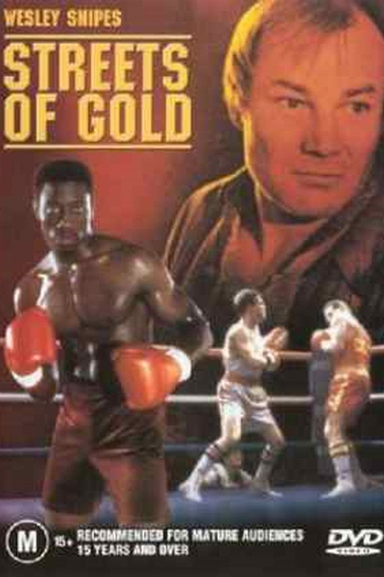 Streets of Gold (film) movie poster
