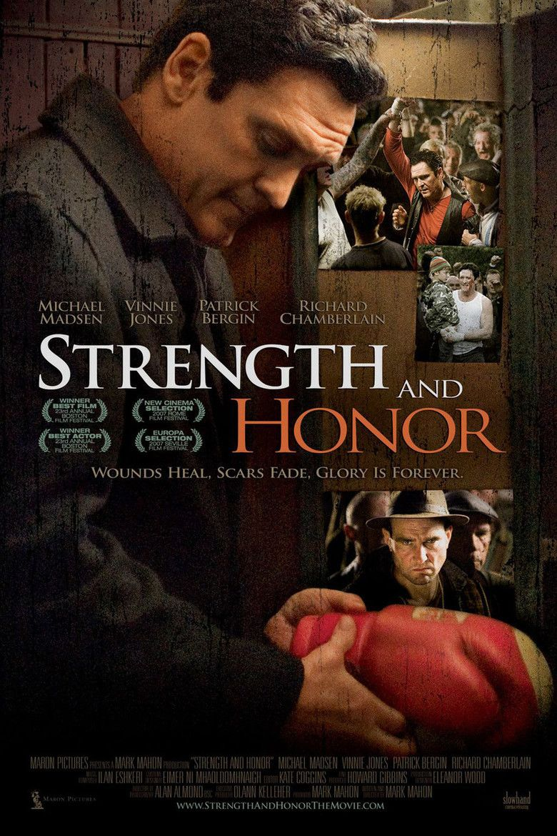 Strength and Honour movie poster