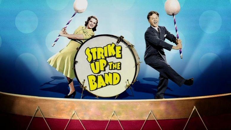 Strike Up the Band (film) movie scenes
