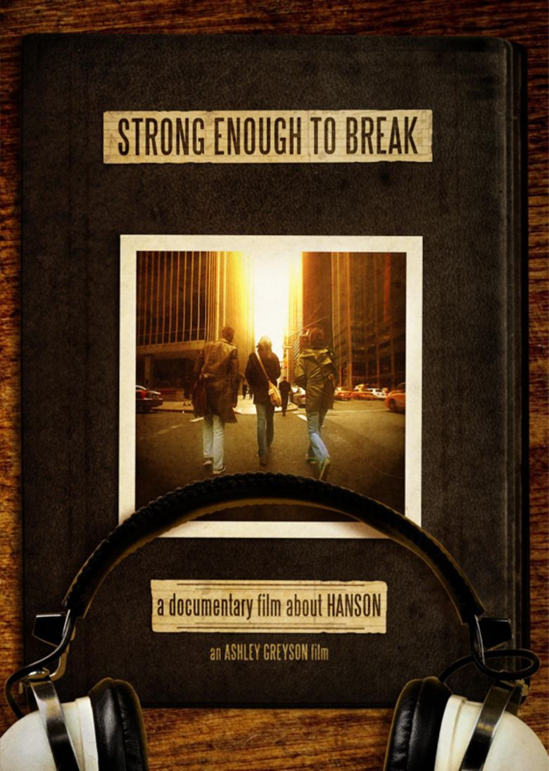Strong Enough to Break movie poster