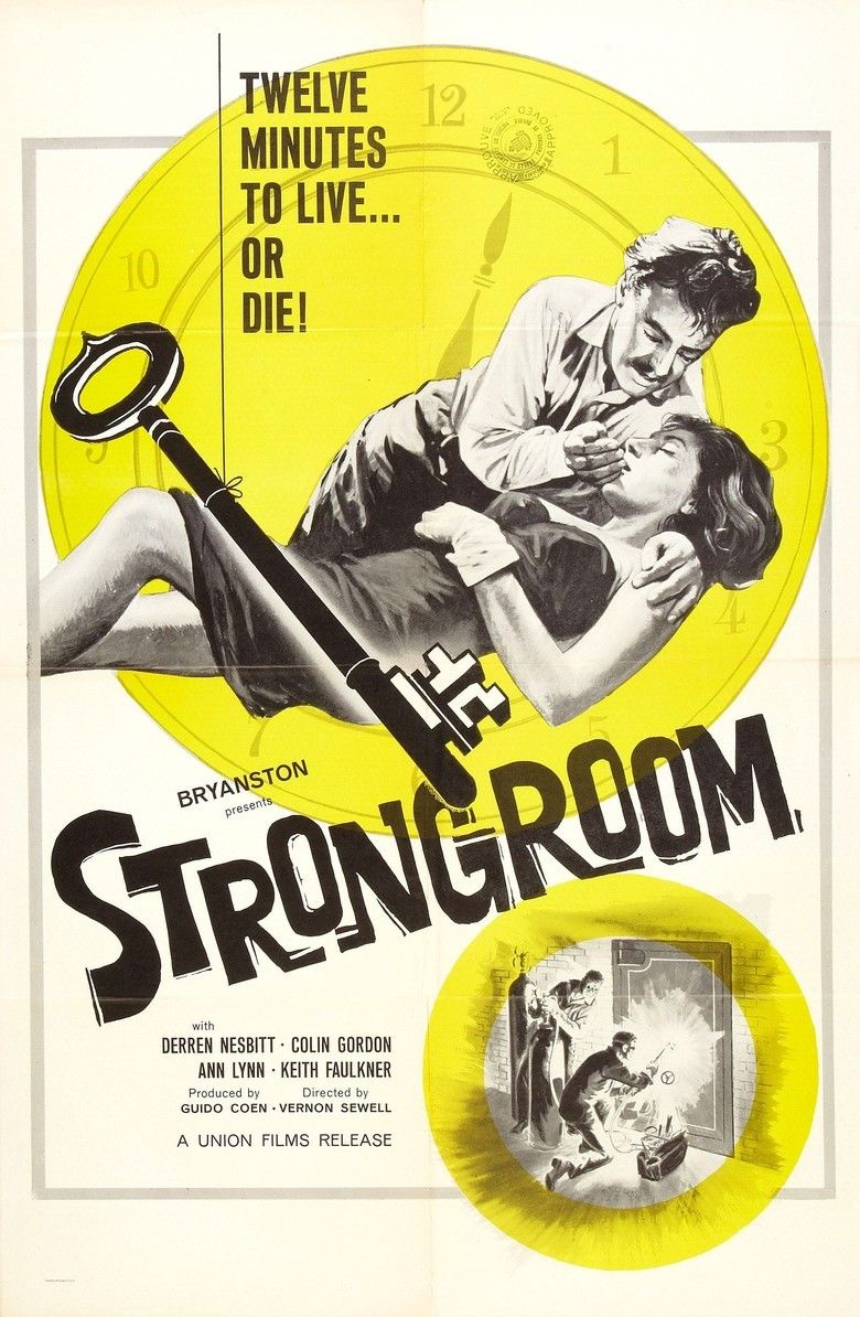 Strongroom (film) movie poster