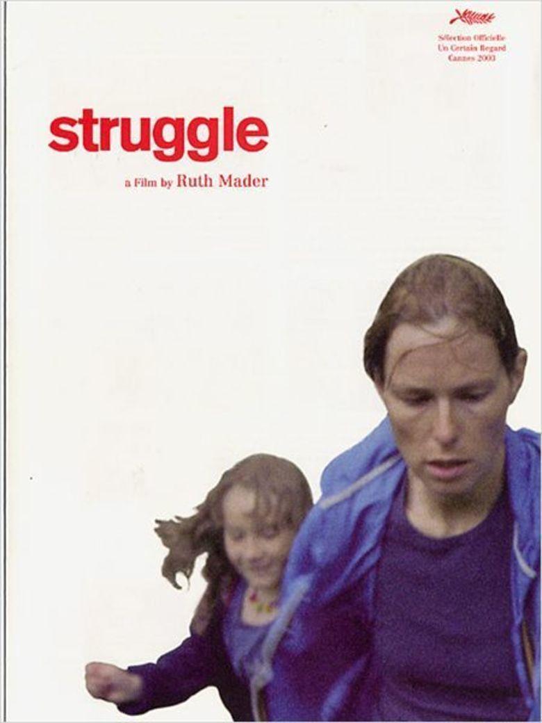 Struggle (film) movie poster