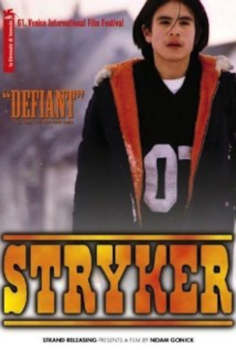 Stryker (film) movie poster