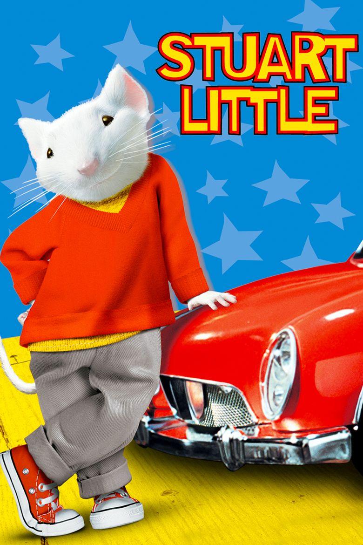 Stuart Little (film) movie poster