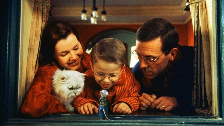 Stuart Little (film) movie scenes