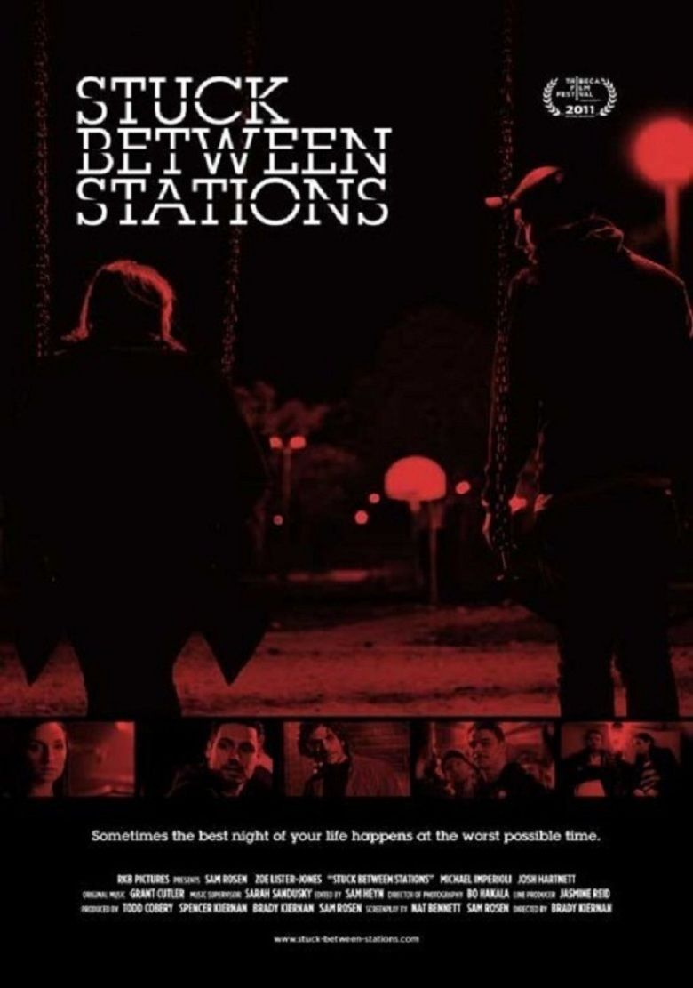 Stuck Between Stations movie poster