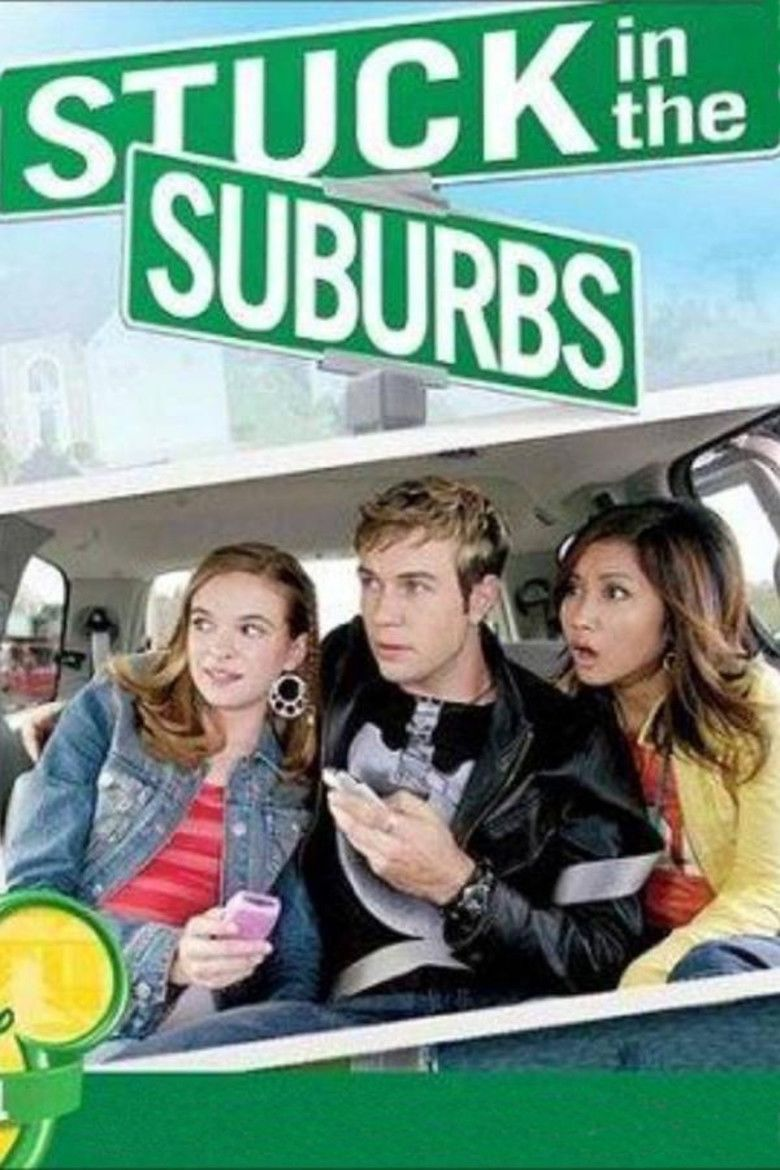 Stuck in the Suburbs movie poster