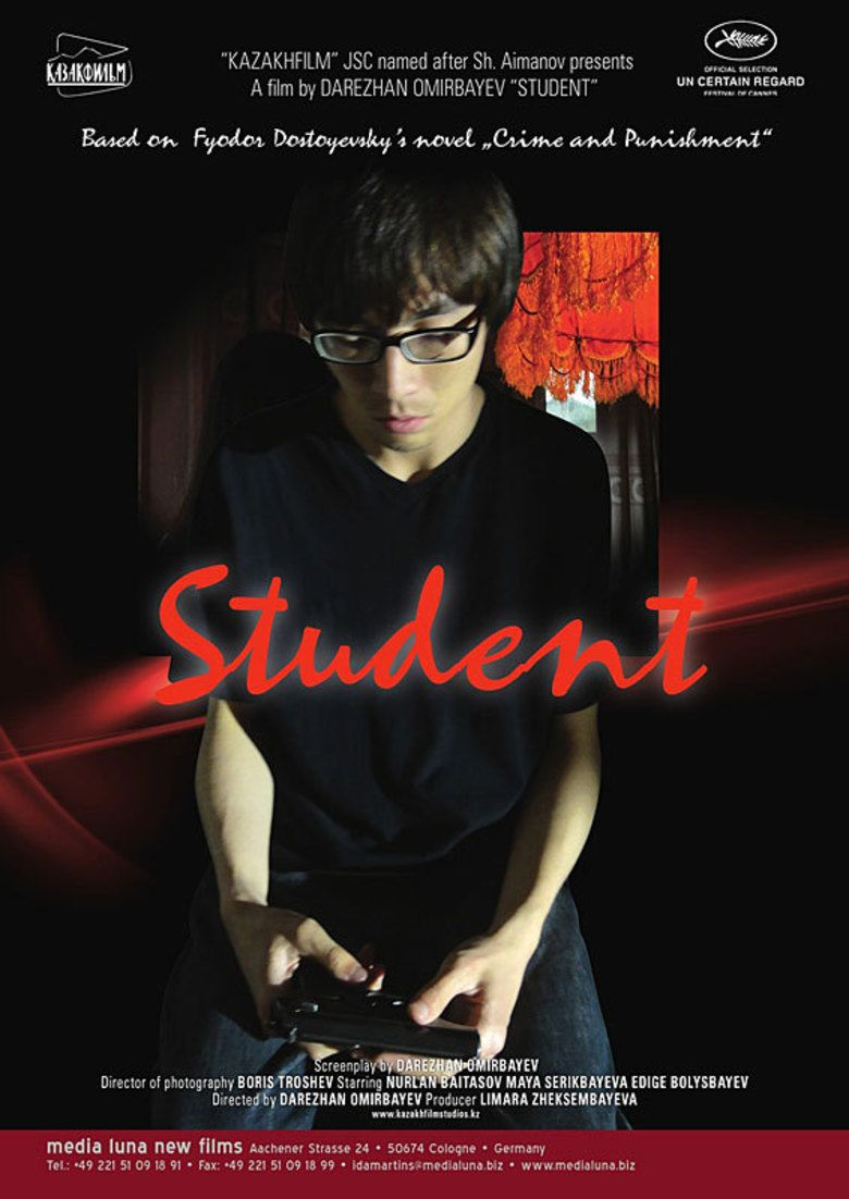 Student (film) movie poster