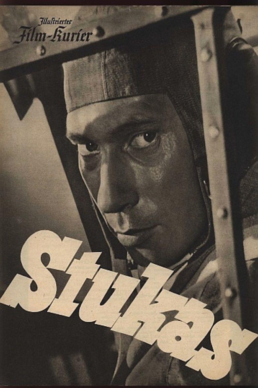 Stukas (film) movie poster