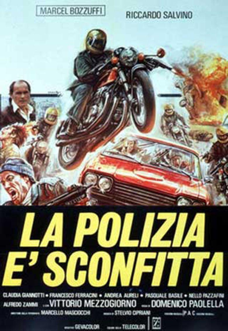 Stunt Squad movie poster