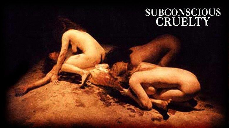 Subconscious Cruelty movie scenes